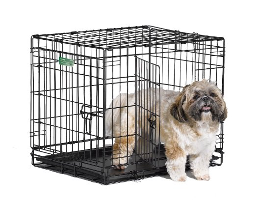puppy kennel with dividers